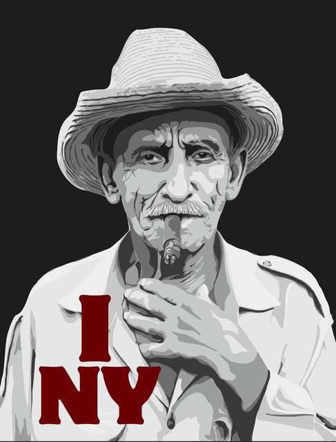 , 'I Love New York,' 2018, Thomas Nickles Project