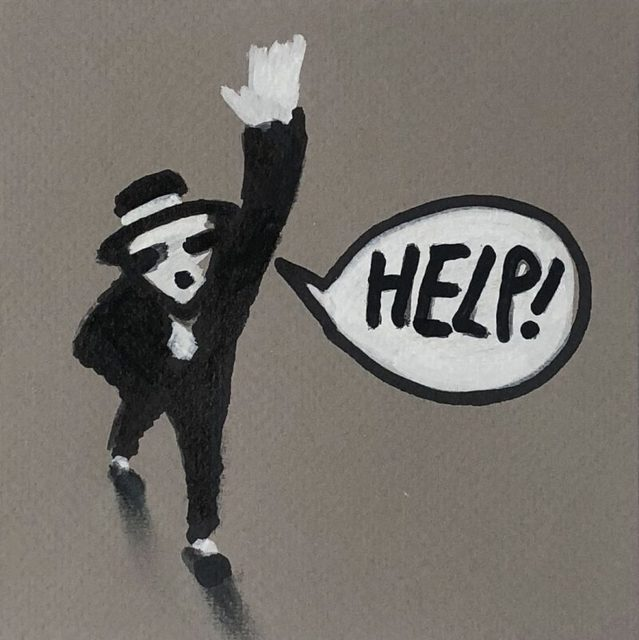 Jonathan Huxley, 'Help!', 2018, M1 Fine Art