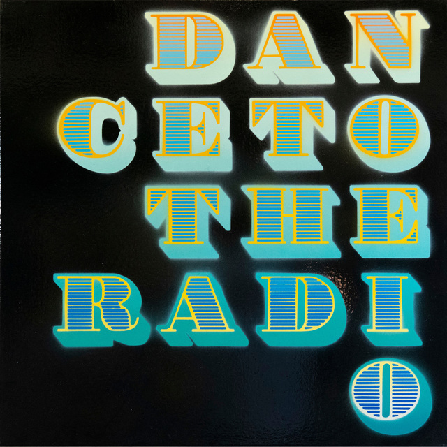 , 'Dance To The Radio (Teal) (Black Gloss),' 2018, StolenSpace Gallery