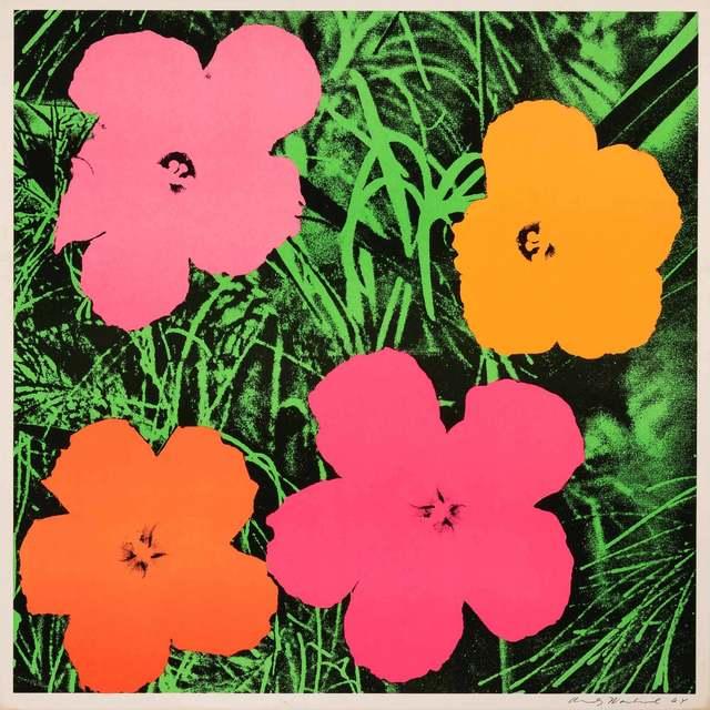 Andy Warhol, 'Flowers (F./S. Ii.6)', 1964, Doyle