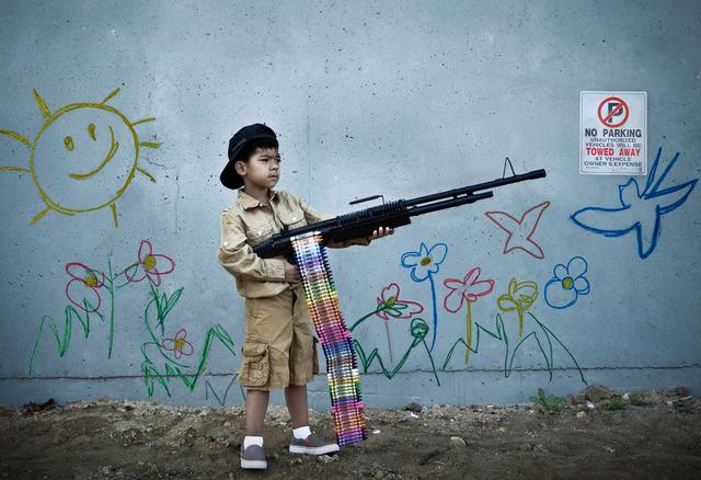 Nick Stern, 'Child Soildier', Wallspace