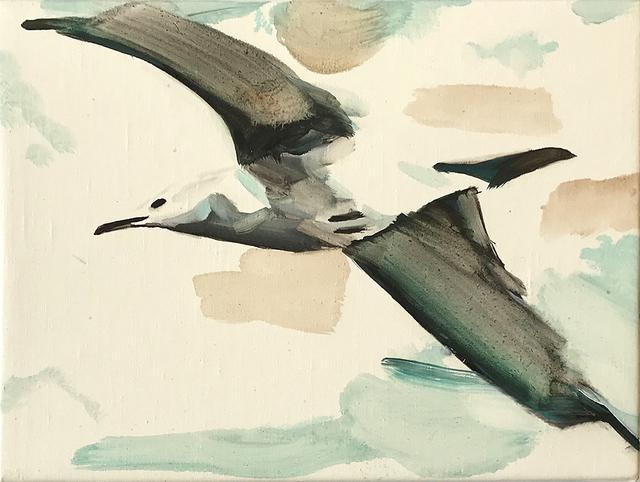 , 'Seagull,' 2019, Albert Merola Gallery
