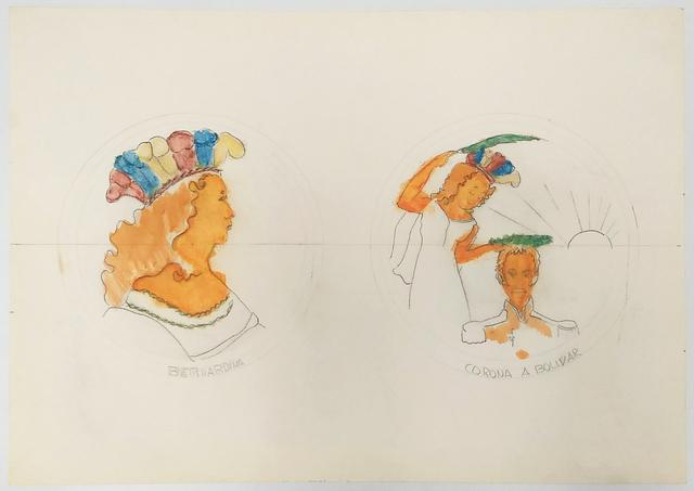 , 'Las Ibáñez I,' 1981, Casas Riegner