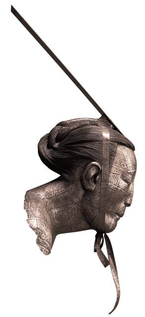 , 'An Attendant (Head) ,' 2009, Tina Keng Gallery