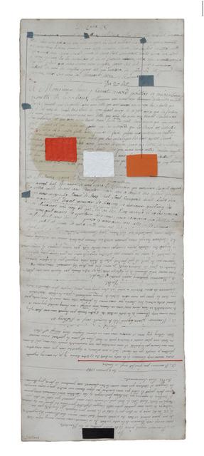 , ' Instabilis 87,' 2012, Mercedes Viegas Arte Contemporânea