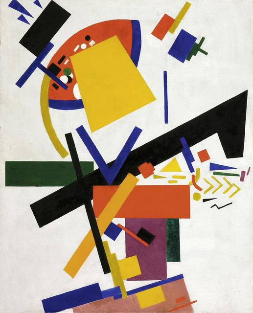 , 'Suprematism,' 1915, Fondation Beyeler
