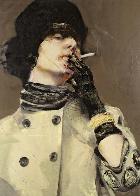 , 'Coco Chanel 04,' 2012, Metropolitan Gallery Hamburg