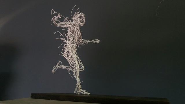 , 'Kleiner Läufer,' 2017, GALERIE BENJAMIN ECK
