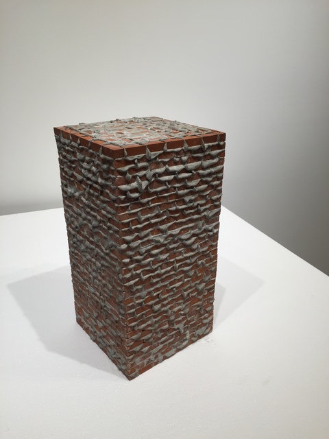 , 'Small Rectangular Pillar ,' 2015, Leila Heller Gallery