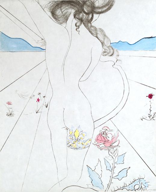 , 'Hippies Nude with Garter,' 1969, ACA Galleries