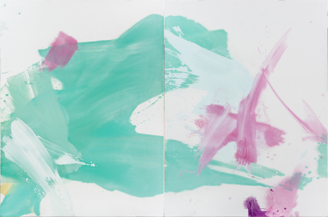 , 'Z-AC1728,' 2017, Galerie Krinzinger
