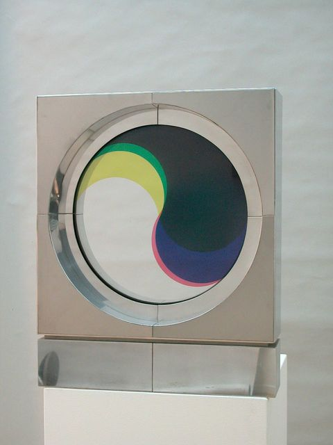 , 'Synchronetic Yin Yang R ,' 1969, Imago Galleries