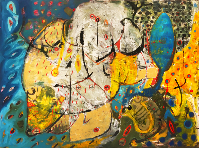 , 'Honeycomb,' 2009, OTA Contemporary
