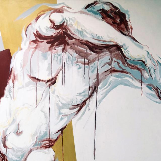 , 'Suffering,' 1977, Machamux
