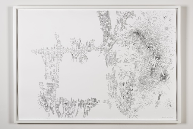 , 'The Everything Machine,' 2012, InLiquid