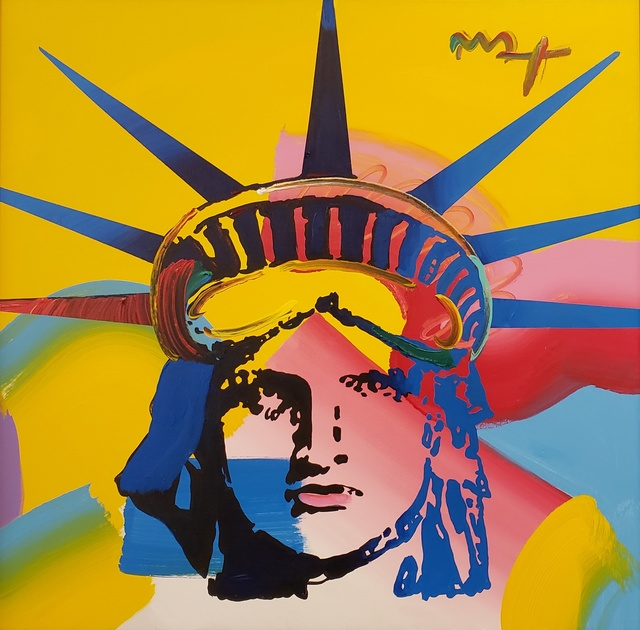 , 'Liberty Head ,' 2008, Off The Wall Gallery
