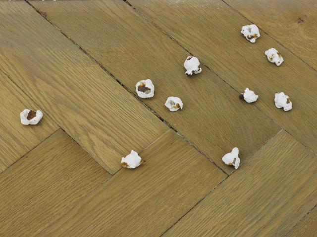 , 'Dropped Popcorn,' 2012, Dan Gunn