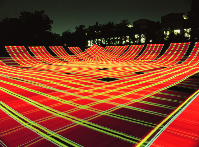 , 'Light Tartans: Fountain Park 6,' 2008, SL Gallery