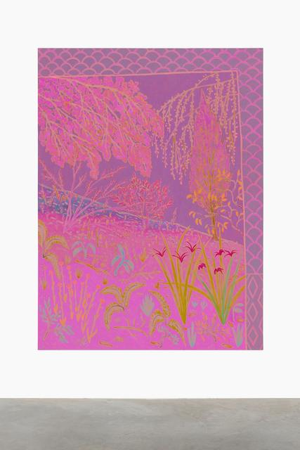 , 'spiry splendent,' 2016, Almine Rech