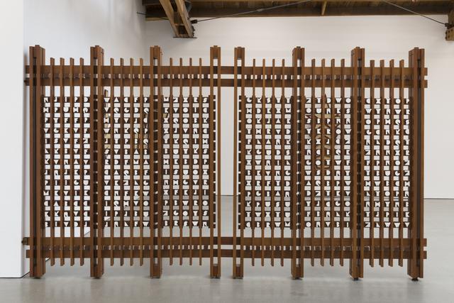 , 'Galván,' 2019, UTA Artist Space