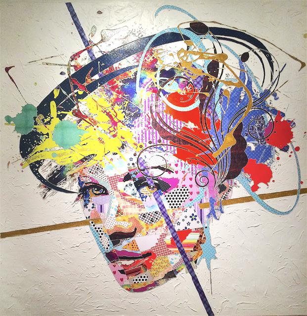 Pınar DU PRE, 'Linda', 2016, Painting, Mixed Media, FREMIN GALLERY