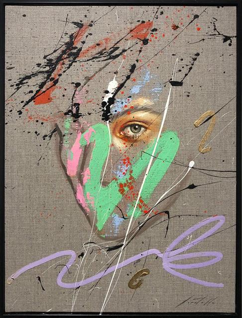 Loribelle Spirovski, 'Homme No. 232', 2021, Painting, Oil on Linen, ARCADIA CONTEMPORARY
