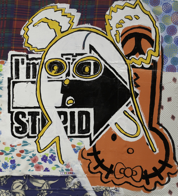 , 'I'm With Stupid,' 2009, Barry Whistler Gallery