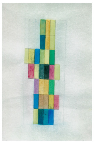 , 'Untitled,' 1985, Leon Tovar Gallery