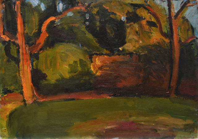 , 'Garden at Maida Vale,' ca. 1967, Cadogan Contemporary