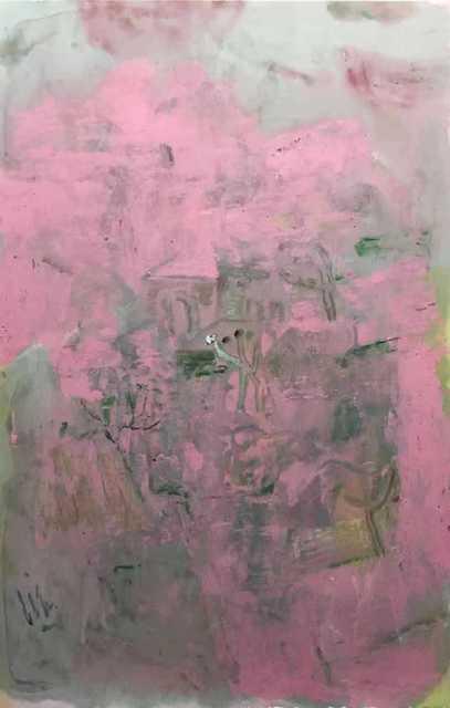 Leng Hong 冷宏, 'Red rain fragrance雨紅花香', 2019, ArtCN