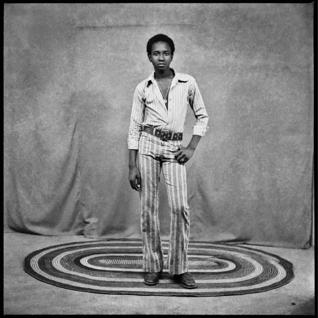 , 'Portrait au tapis,' 1971, Yossi Milo Gallery