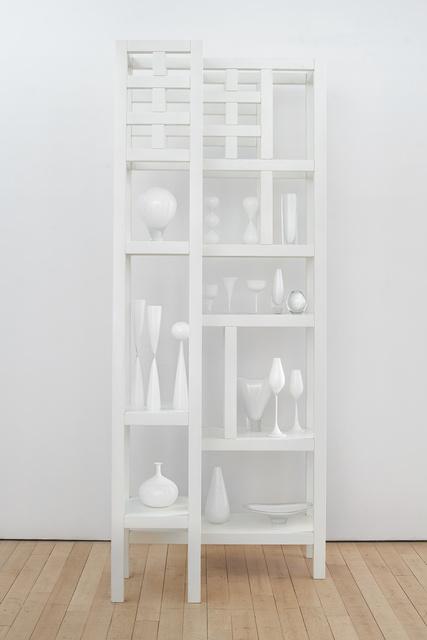 Josiah McElheny, 'Untitled (White)', 2000, James Cohan