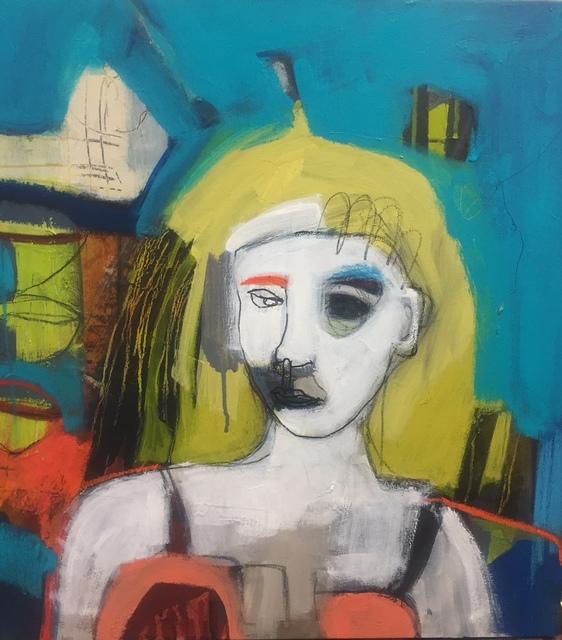 , 'SISTER GOLDEN HAIR,' 2018, Margaret River Art Gallery