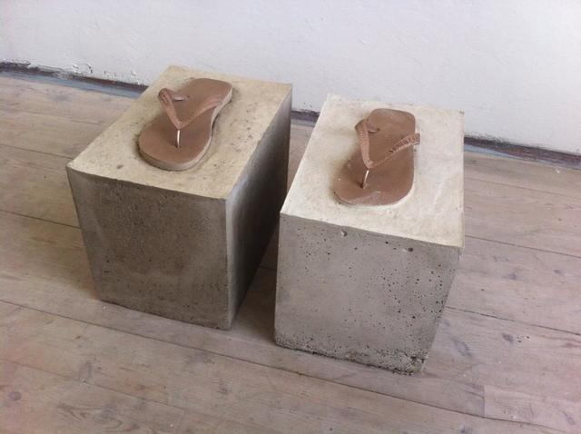, 'Setting Foot: deconstructing the sapatão, I came to stay,' 2013, Charim Galerie