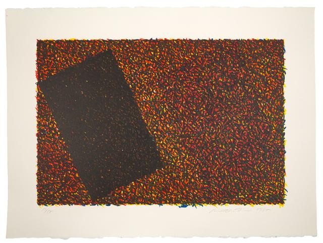 McArthur Binion, 'Untitled', 1980, Hindman