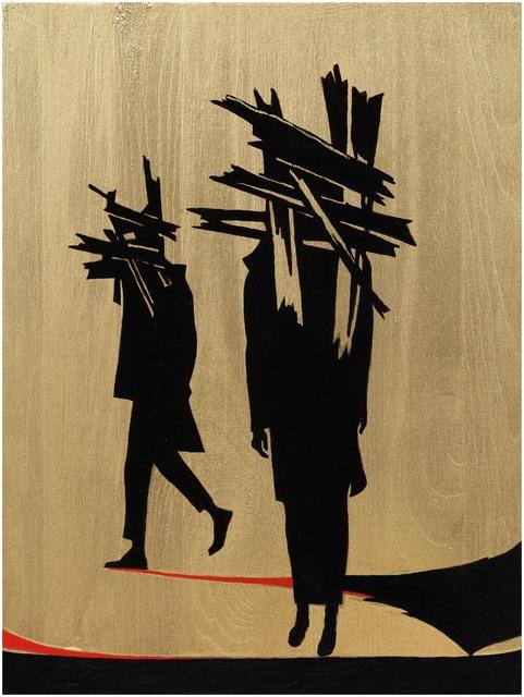 , 'Wood is in Fashion,' 2017, SM Art