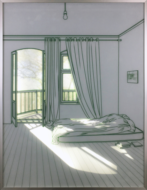 , 'The Sunshine Room,' 2016, Shine Artists | Pontone Gallery