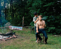 , 'Matt and Sam, Norfolk, Connecticut,' 2007, ClampArt