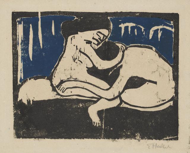 , 'Couple,' 1910, Galerie St. Etienne