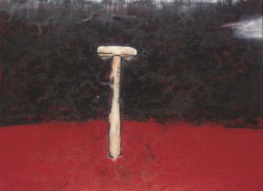 Tony Bevan, 'Hammer', 1984, James Hyman Gallery