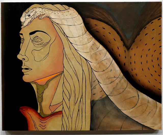 , 'Alligator Bride,' 2013-2014, ANNO DOMINI
