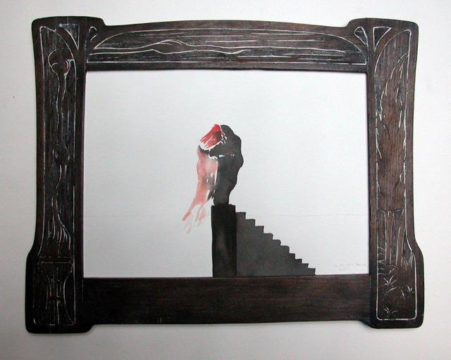 , 'Icon 12, November 02, 1992 (Munch),' 1992, Zilberman Gallery