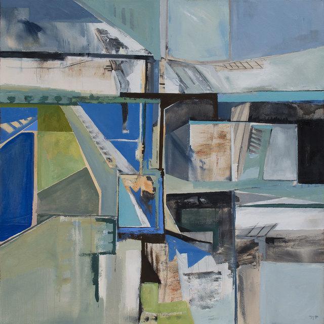 , 'Boxes,' 2018, Owen Contemporary