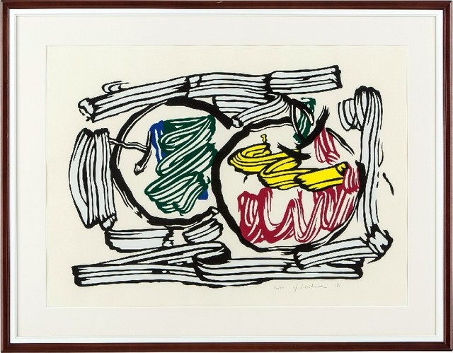 , 'Two Apples,' 1983, Fine Art Mia