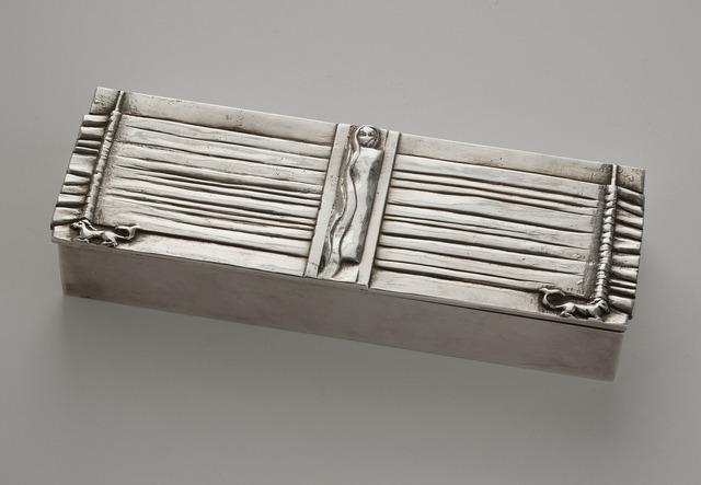 , 'Dame á la Licorne, Box,' 1942-1950, Maison Gerard