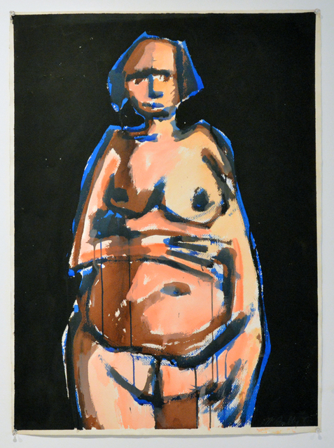 , 'Nude 5,' , Carter Burden Gallery