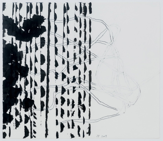 , 'Entlang einem Strang - Reforzate 22,' 2009, Häusler Contemporary