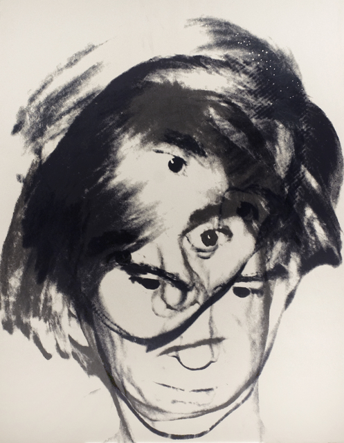 , 'Self-Portrait,' ca. 1977, Ronald Feldman Fine Arts