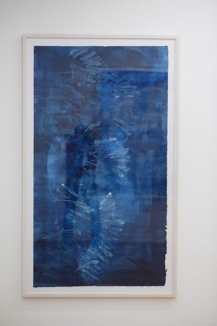 , 'Schwimmer 1,' 2018, Galerie Britta von Rettberg