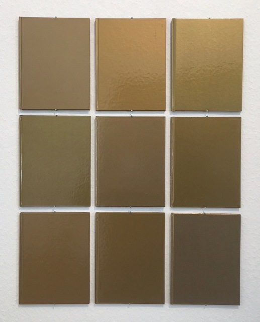 Peter Wüthrich, 'Goldene Märchen', 2017, Sebastian Fath Contemporary